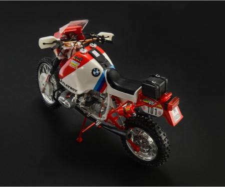 carson 1:9 BMW R80 G/S 1000 Dakar 1985