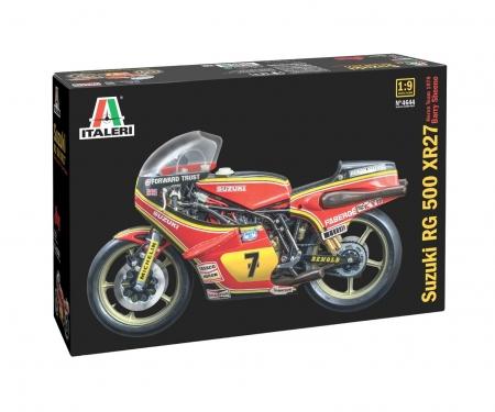 carson 1:9 Suzuki RG500 XR27 Team H.B.S.