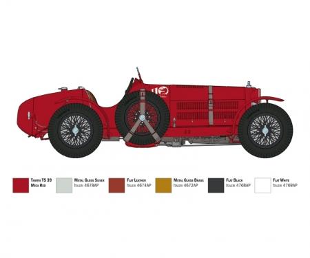 carson 1:12 Alfa Romeo 8C/2300 1931-33