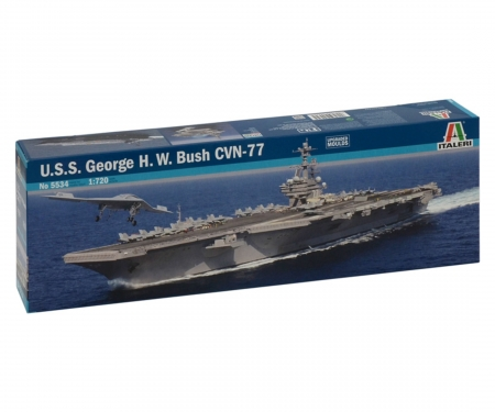 carson 1:720 U.S.S. George H.W. Bush CVN77