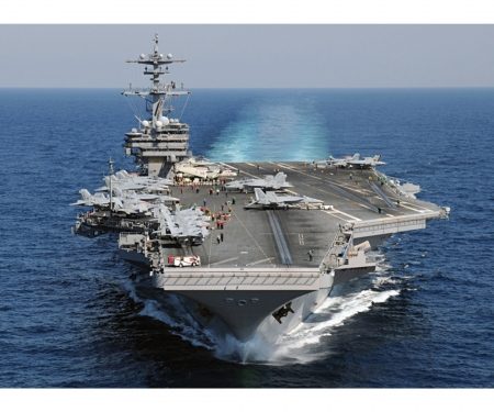 1:720 U.S.S. George H.W. Bush CVN77