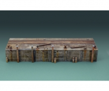 carson 1:35 Long Dock