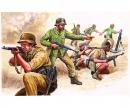 1:72 WW2 Fig.-Set Deutsches Afrika Korps