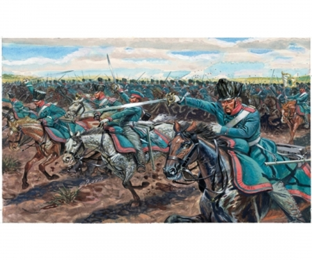 carson 1:72 Napoleon.Kriege - Preuß.Kavallerie