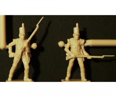1:72 Napoleon.Wars - Brit. Infantry 1815