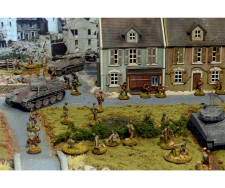 carson 1:72 Battle-Set Operation Cobra 1944