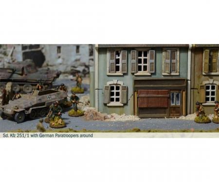 carson 1:72 Battle-Set Operation Cobra 1944