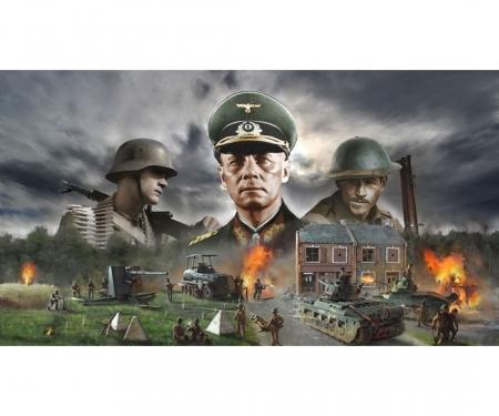 carson 1:72 Battle-Set: Battle of Arras'40