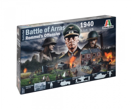 1:72 Battle-Set: Battle of Arras'40