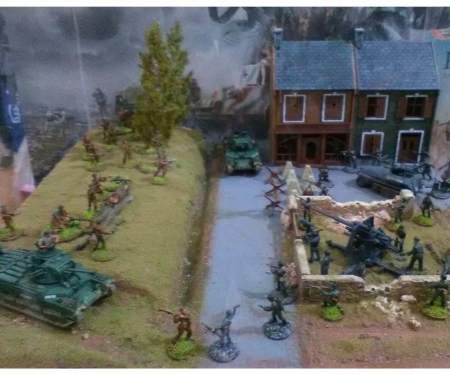 carson 1:72 Battle-Set: Battle of Arras'40