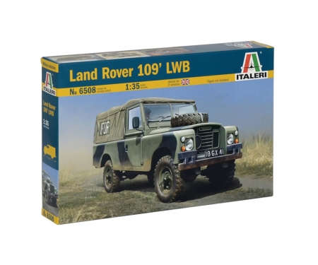 carson 1:35 IT Land Rover 109´ LWB