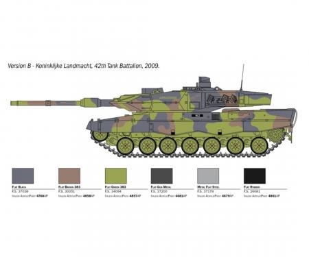 carson 1:35 Leopard 2A6