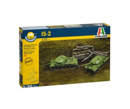 carson 1:72 JS-2m Stalin - Soviet. Panzer