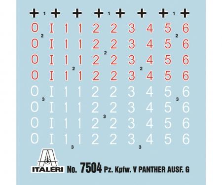 carson 1:72 Pz.Kpfw.V Panther