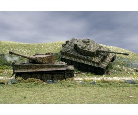 carson 1:72 Pz.Kpfw.VI Tiger I Ausf. E