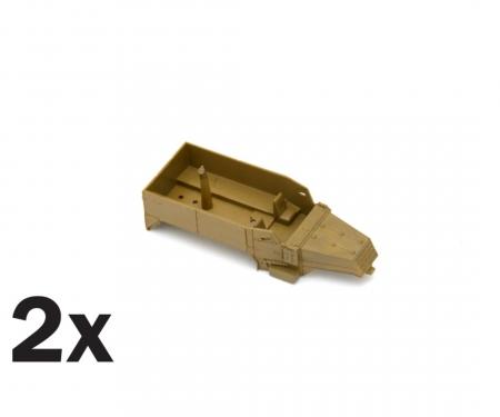 carson 1:72 M3 75mm Half Tank