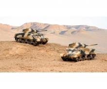 carson 1:72 M4A2 Sherman III