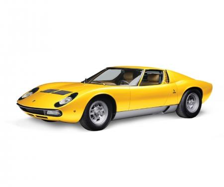 carson 1:24 Lamborghini Miura Model Set