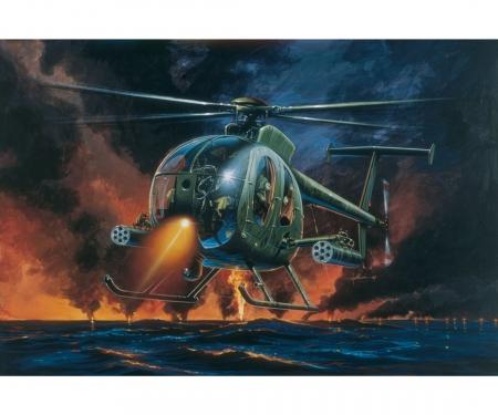 carson 1:72 AH-6 Night Fox