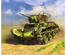 carson 1:35 WWII Sov. leichter Panzer BT-7