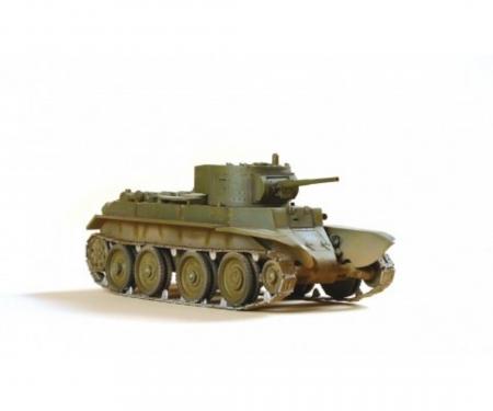 carson 1:35 WWII Soviet Light Tank BT-7