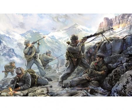 carson 1:35 WWII Soviet Mountain infantry (6)