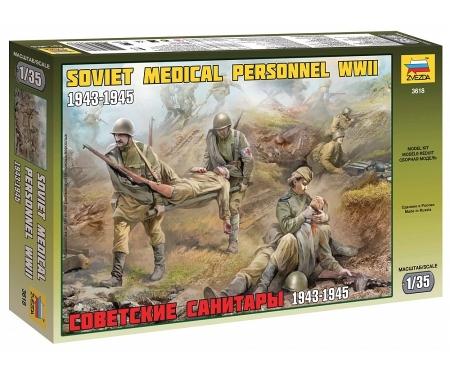 carson 1:35 Soviet Medical tropos WWII
