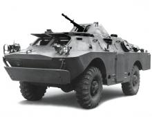 carson 1:35 BRDM-2 Sov. arm. reconnaissance veh