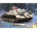carson 1:35 SU-122 Sowjet. Selbstfahrhaubitze
