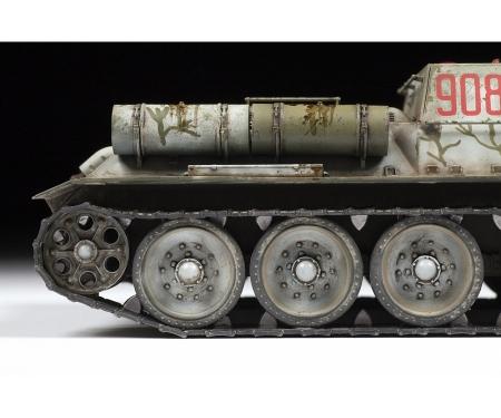 carson 1:35 SU-122 Sowjet. Self Propelled Gun