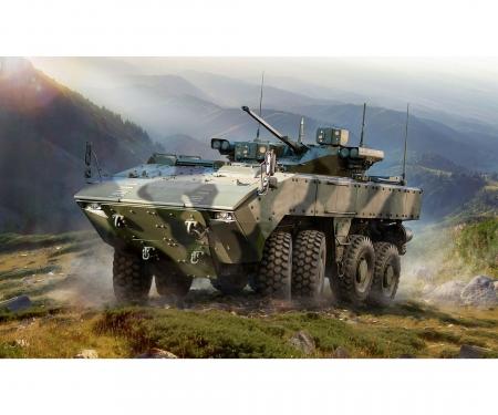 "carson 1:35 ""Bumerang-BM""Russ.InfantryFight.Veh"