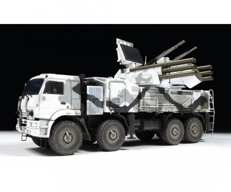 carson 1:35 Pantsir S1 Anti Aircraft System