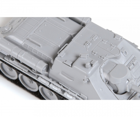 1:72 SU-85 Sowjet. Self Propelled Gun