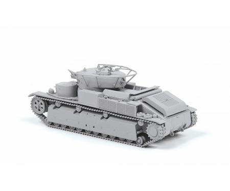 carson 1:72 T-28 Soviet heavy tank WWII