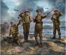 carson 1:72 British headquarter WWII