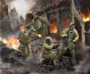 carson 1:72 Soviet Assault Sapper Team WWII
