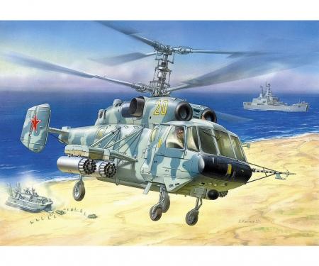 "carson 1:72 KAMOV Ka-29""Helix-B""Russ.helicopter"