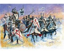carson 1:72 Livonian Knights XIII A.D./Teutonic