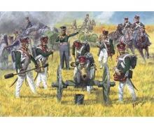 carson 1:72 Russian foot artillery 1812-1815