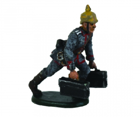carson 1:72 WW I Figure-Set Ger. Infantry