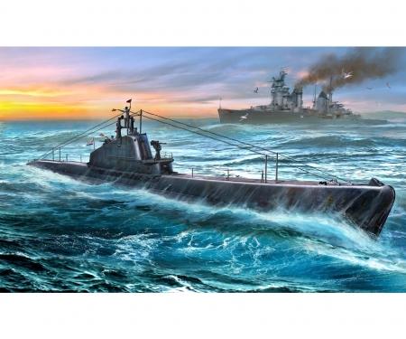 "carson 1:144 Soviet WWII ""Shchuka"" class submar"