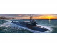 "carson 1:350 ""Delfin""Nuklear-U-Boot Delta IV Kl"