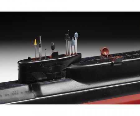 """carson 1:350 """"Delfin""""Atom U-Boot Delta IV class"""