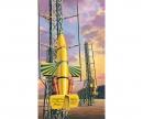carson 1:48 Ba349D NATTER w/Launch Tower