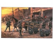 carson 1:35 8.8 cm Panzerschreck Infanterkarren