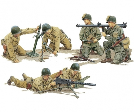 carson 1:35 US Army Support Weapon Teams