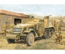 carson 1:35 M2A1Half-Track (2 in 1) ass.M2/M2A1