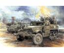 carson 1:35 M16 Multiple Cun Motor Carriage