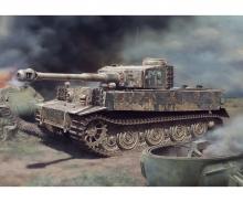 carson 1:35 Sd.Kfz.181 Pz.Kpfw.VI Ausf.E TigerI