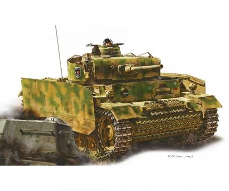 1:35 Pz.Kpfw.III Ausf.M Kursk 1943
